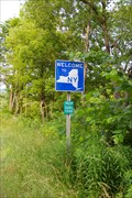 Image for New York / Pennsylvania Border at Busti-Sugar Grove RD/Jamestown St