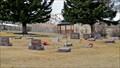 Image for New Hill Cemetery - Anaconda, Montana