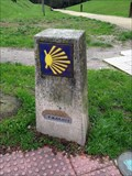 Image for Way of St. James, Pontevedra, Galicia Spain, marker 65.077 of the Portuguese trail