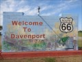 Image for Welcome to Davenport - Oklahoma, USA.