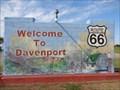 Image for Welcome to Davenport - Oklahoma, USA.
