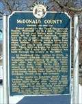 Image for McDonald County