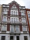Image for Reliefy na dome c. 32, Hálkova, PM, CZ, EU