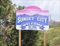 Image for Sunset City, Utah ~ Population 5240