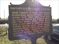 Image for Birthplace of Carry A. Nation / Lady with the Hatchet, Lancaster, Garrard County, Kentucky