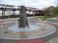 Image for Depot Fountain - Hattiesburg, MS