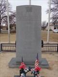 Image for Sanger Downtown Park Veterans Memorial - Sanger, TX