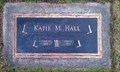 Image for 102 - Katie M. Hall - Klamath Memorial Park - Klamath Falls, OR