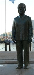 Image for PEACE: Nelson Rolihlahla Mandela   - Capetown  South Africa