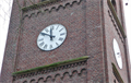 Image for Clock of the Bleckkirche, Gelsenkirchen, Germany