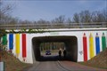 Image for Painted Bridge - Zuidlaren NL