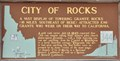 Image for City of Rocks