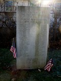 Image for Westfield's Revolutionary War Veterans - Westfield, MA