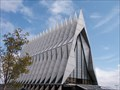 Image for Air Force Academy Chapel from space - Colorado Springs