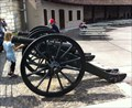 Image for Two Cannons on Munot - Schaffhausen, Switzerland