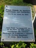 Image for Praça Cidade de Igualada - Guimarães, Portugal