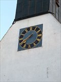 Image for Church Clock - Eckenweiler, Germany, BW