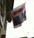 Image for Municipal Flag - Grellingen, BL, Switzerland