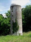 Image for Baraboo,  Wisconsin Solitary Silo