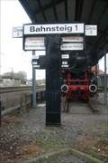 Image for Eisenbahnsignal & Bahnsteiganzeiger, Salzbergen, Germany