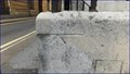 Image for Cut Bench Mark - Piccadilly, London, UK