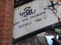 Image for Staffordshire Warehouse Footbridge - 1990 – Manchester, UK