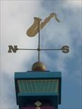 Image for Saxophone Weathervane, Hwy 192 West, Florida