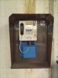 Image for Telefonni automat, Cerny most, nastupiste autobusu