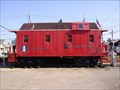 Image for The City of Gretna's Caboose and Depot