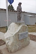 Image for Plains VFD Memorial - Plains, MT