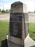 Image for Beausejour War Memorial - Beausejour MB