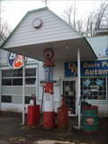 Image for Vintage Gas Pump - Royston, BC