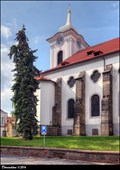 Image for Church of St. Gotthard / Kostel Sv. Gotharda - Ceský Brod (Central Bohemia)