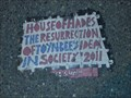 Image for SW 3rd and Taylor Toynbee Tile - Portland, OR