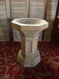 Image for Baptism Font, St Mary - Marston, Lincolnshire