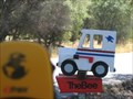 Image for Mail truck