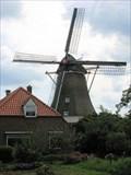 "Image for Cornmill ""De Valk"" in Zalk, the Netherlands."