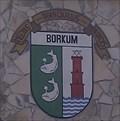 Image for Das Wappen von Borkum - Niedersachsen, Deutschland