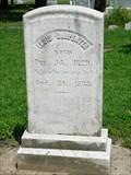 Image for Louis Carpenter - Oak Hill Cemetery - Lawrence, Ks.