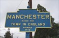 Image for Blue Plaque: Manchester