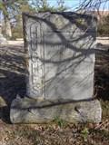 Image for W.B. Hughes - Big A Cemetery - Rowlett, TX
