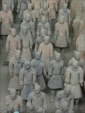 Image for Mausoleum of the First Qin Emperor - The Emperor's Terra Cotta Army