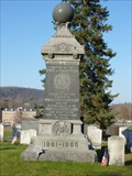 Image for Non-Repatriated Soldiers Monument - Winsted in Winchester, CT
