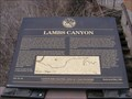 Image for Lambs Canyon