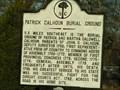 Image for Patrick Calhoun Family Burial Ground