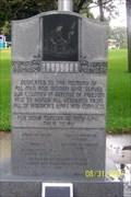 Image for War Memorial in Lakeland FL