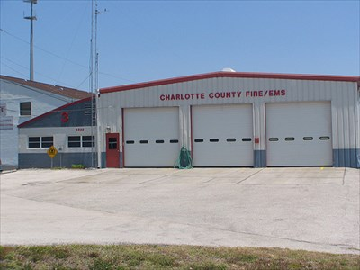 Charlotte County Fire/EMS Station 3 - Firehouses on