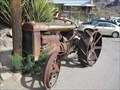 Image for Fordson Tractor - Oatman, AZ