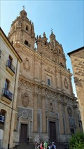 Image for Iglesia de La Clerecia - Salamanca, Spain