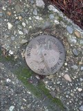 Image for 'British Columbia Control Survey' Benchmark - V3460